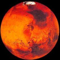 Vulcani foarte vechi descoperiti pe planeta Marte